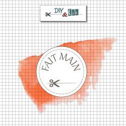 Sceau en laiton - Fait Main - DIY and Cie