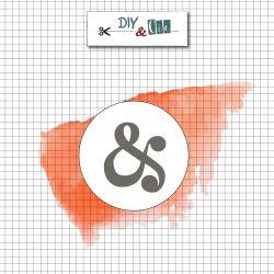 Sceau en laiton Esperluette- DIY and Cie