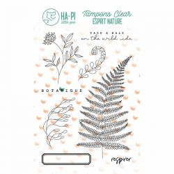 Clear stamps Wild side - HA PI Little Fox