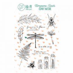 Clear stamps Herbier - HA PI Little Fox
