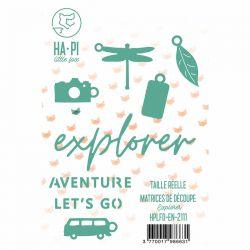 Die set Explorer - HA PI Little Fox