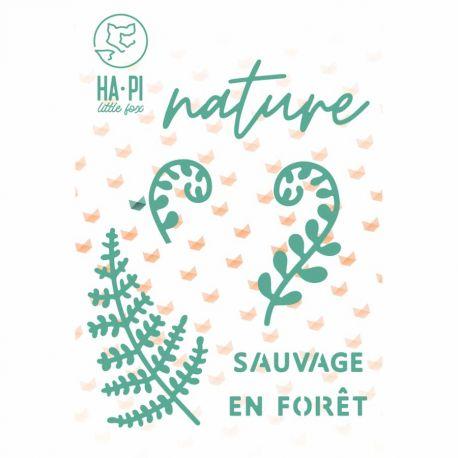 Die set Nature sauvage - HA PI Little Fox