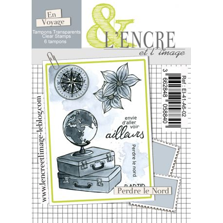 Clear Stamp - Find your own Path - L'Encre et l'Image