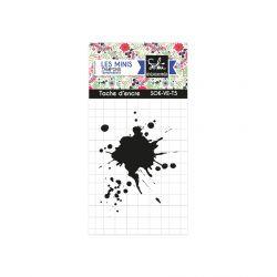 Clear stamps Voilà l'été-Tache d'encre - SOKAI