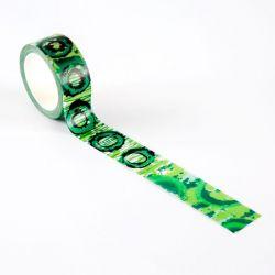 Washi Tape 20-Verde Que Te Quiero Verde- AALL and Create