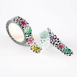Washi Tape 22-Flowerdancing- AALL and Create