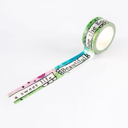 Washi Tape 23-Vivre- AALL and Create