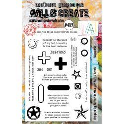 AALL and Create Stamp Set -489