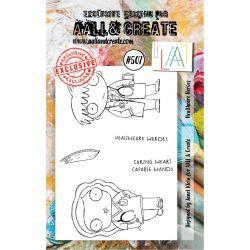AALL and Create Stamp Set -507
