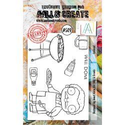 AALL and Create Stamp Set -509