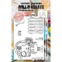 AALL and Create Stamp Set -510