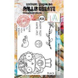 AALL and Create Stamp Set -511