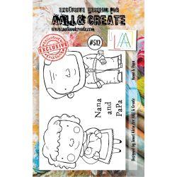 AALL and Create Stamp Set -512