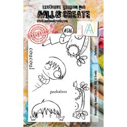 AALL and Create Stamp Set -516