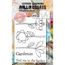 AALL and Create Stamp Set -517