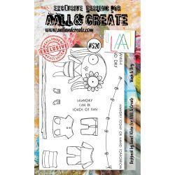 AALL and Create Stamp Set -520