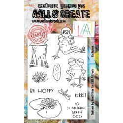 AALL and Create Stamp Set -521