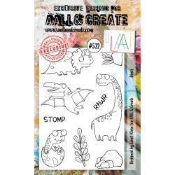 AALL and Create Stamp Set -522