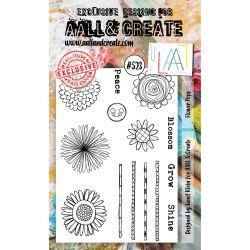 AALL and Create Stamp Set -523
