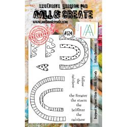 AALL and Create Stamp Set -524