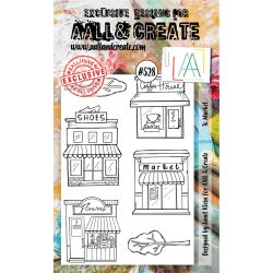 AALL and Create Stamp Set -528