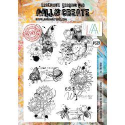 AALL and Create Stamp Set -529