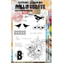 AALL and Create Stamp Set -530