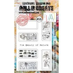 AALL and Create Stamp Set -535