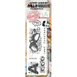 AALL and Create Stamp Set -536