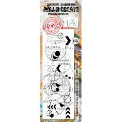 AALL and Create Stamp Set -537