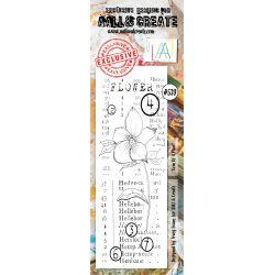 AALL and Create Stamp Set -539