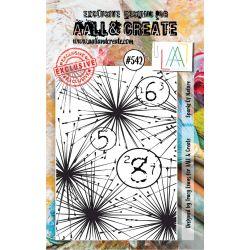 AALL and Create Stamp Set -542