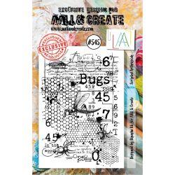 AALL and Create Stamp Set -545