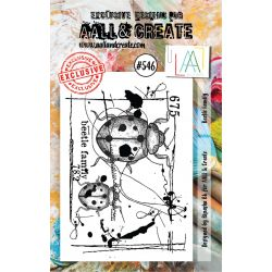 AALL and Create Stamp Set -546