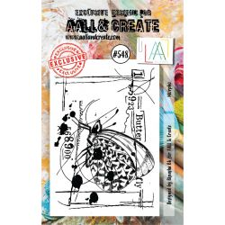 AALL and Create Stamp Set -548