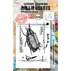AALL and Create Stamp Set -549