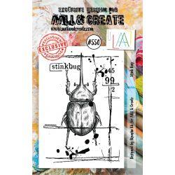 AALL and Create Stamp Set -550