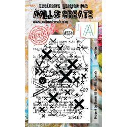 AALL and Create Stamp Set -554