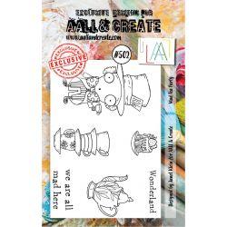 AALL and Create Stamp Set -502