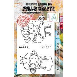 AALL and Create Stamp Set -500