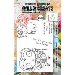AALL and Create Stamp Set -501