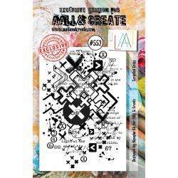 AALL and Create Stamp Set -552