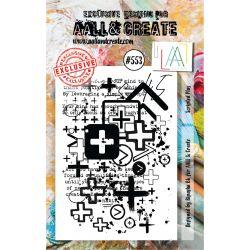 AALL and Create Stamp Set -553