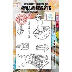 AALL and Create Stamp Set -506