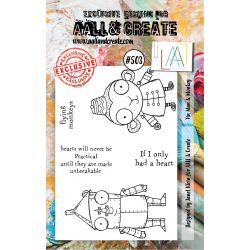 AALL and Create Stamp Set -503