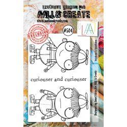 AALL and Create Stamp Set -504
