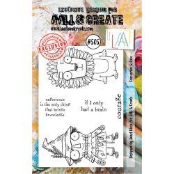 AALL and Create Stamp Set -505