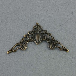 Coin bronze baroque (GM)