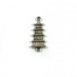 breloque charm pagode