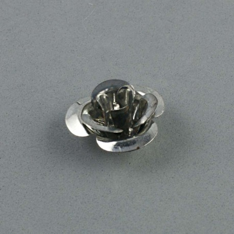 Rose argentée mini